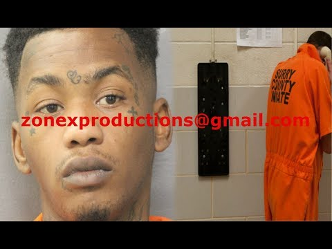 Baton Rouge Rapper Scotty cain calls in from jail says he will plead guilty 20 yr prison sentence!