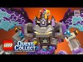 LEGO Quest & Collect [iOS] iPhone Gameplay #56 - Evil Jestro And Stone Colossus Boss Battle Part 2