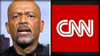 SHERIFF DAVID CLARKE FIRES BACK AT CNN REPORT THAT HE PLAGIARIZED HIS MASTER'S THESIS