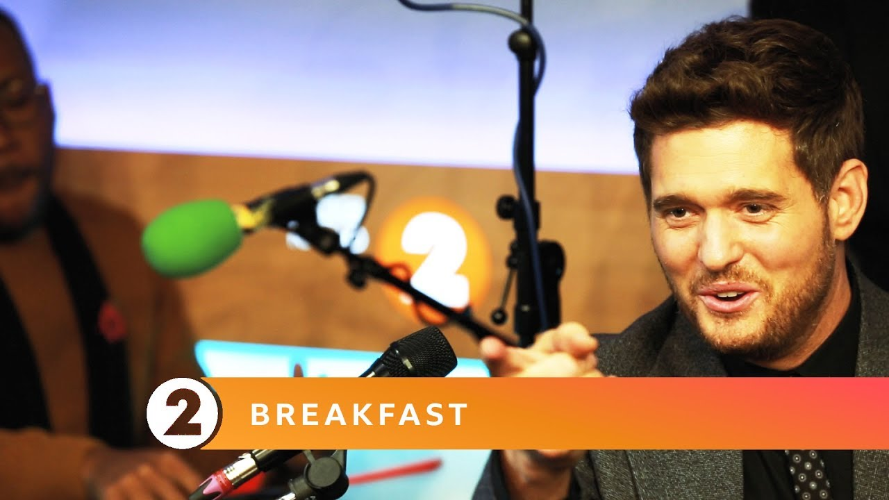 Michael Bublé - All Shook Up (Elvis Presley cover) - Radio 2 Breakfast Show Session