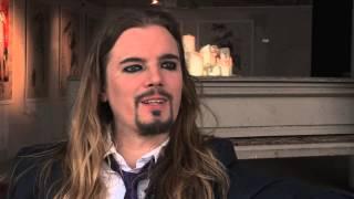Apocalyptica interview - Perttu Kivilaakso (part 2)