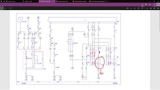 Vauxhall C/L wiring diagram walk through
