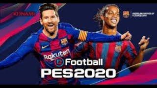 eFootball PES 2020 DEMO FURKAN AĞLIYOR