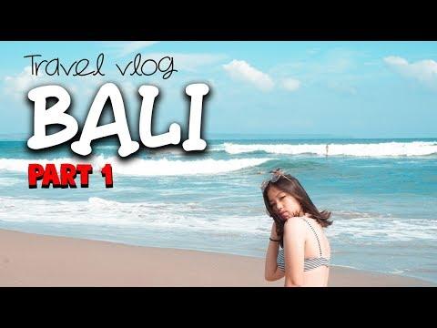 BALI?? YEAY!! || Bali Part 1 || Vlog #17