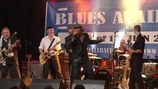 "0328 AHMED MOUICI (FR) (de Pow Wow) "" Blues Availles Festival 2015 """