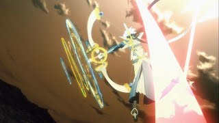 Download Sinon Arrives And Save The Day Scene   Sword Art Online Alicization War Of Underworld EP12