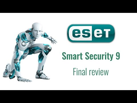 ESET Smart Security 9 review