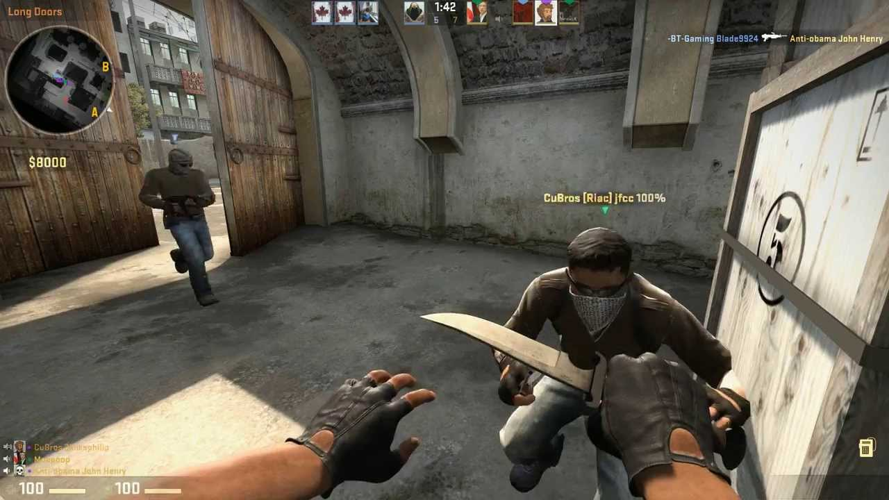 Commands to Set Maximum Matchmaking Ping in CS GO