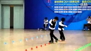 Roller Skating China Match