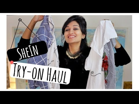 SheIn Try-On Haul   Independence Day SALE upto 85% OFF   Bangalore shopping Haul