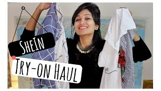 SheIn Try-On Haul | Independence Day SALE upto 85% OFF | Bangalore shopping Haul