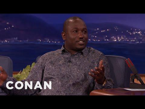 Hannibal Buress Upset Tinder's Founder  - CONAN on TBS