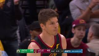 NBA Boston Celtics vs Cleveland Cavaliers  Eastern Finals Game 3  May 19,  2018