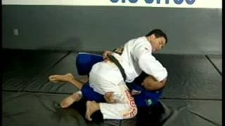 gordo half guard sweep 3
