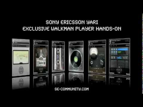 Sony Ericsson Yari con Walkman 4.0