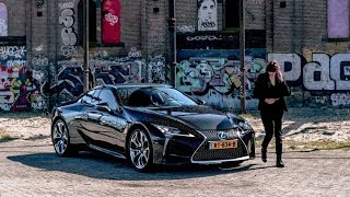 Review Lexus LC500 V8 [with English subs]