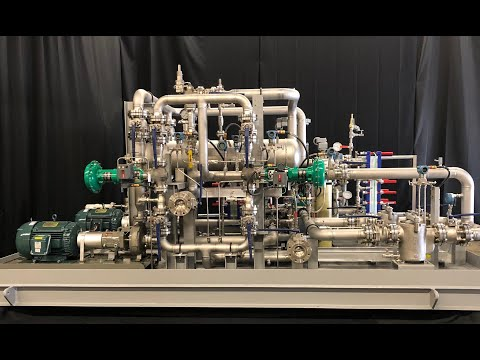 PumpingSol Mission Critical Cooling Skid For Offshore Platform