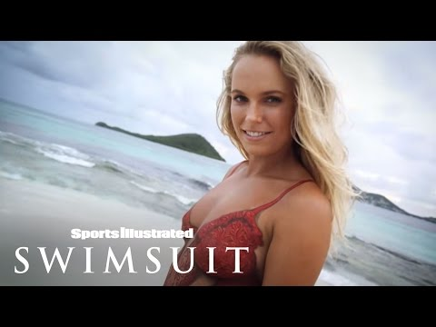 Caroline Wozniacki's SI Swimsuit 2016 Outtakes | Sports Illustrated Swimsuit