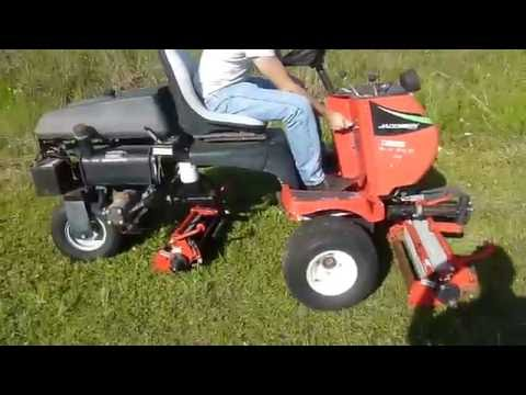 Jacobsen Greens King IV w/ 3589 Hours Parting Out