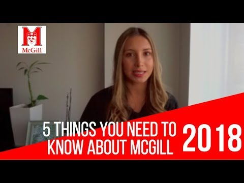 My McGill University Experience (5 Things You Need To Know)