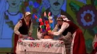 Народные традиции. Свадьба в Польше.