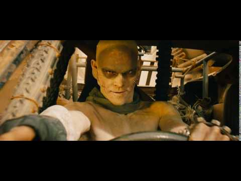 Josh Helman as Slit in Mad Max: Fury Road 2015