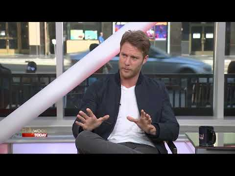 Jake McDorman On Working with Bradley Cooper!