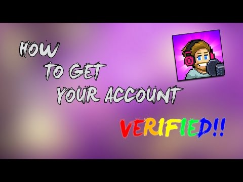 HOW TO GET YOUR ACCOUNT VERIFIED!! - Pewdiepie's Tuber Simulator