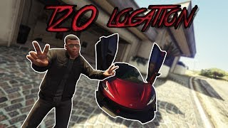T20 Location In GTA V Story Mode!!!