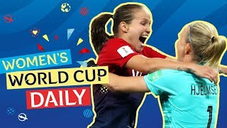 Norway, Germany through to quarter-finals | Women's World Cup Daily