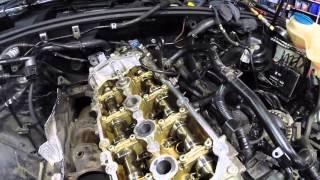 audi a4 quattro 2 0l fsi cylinder head remouval update no 3