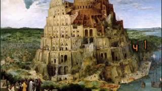 28 Вавилонская башня   рождение новой религии