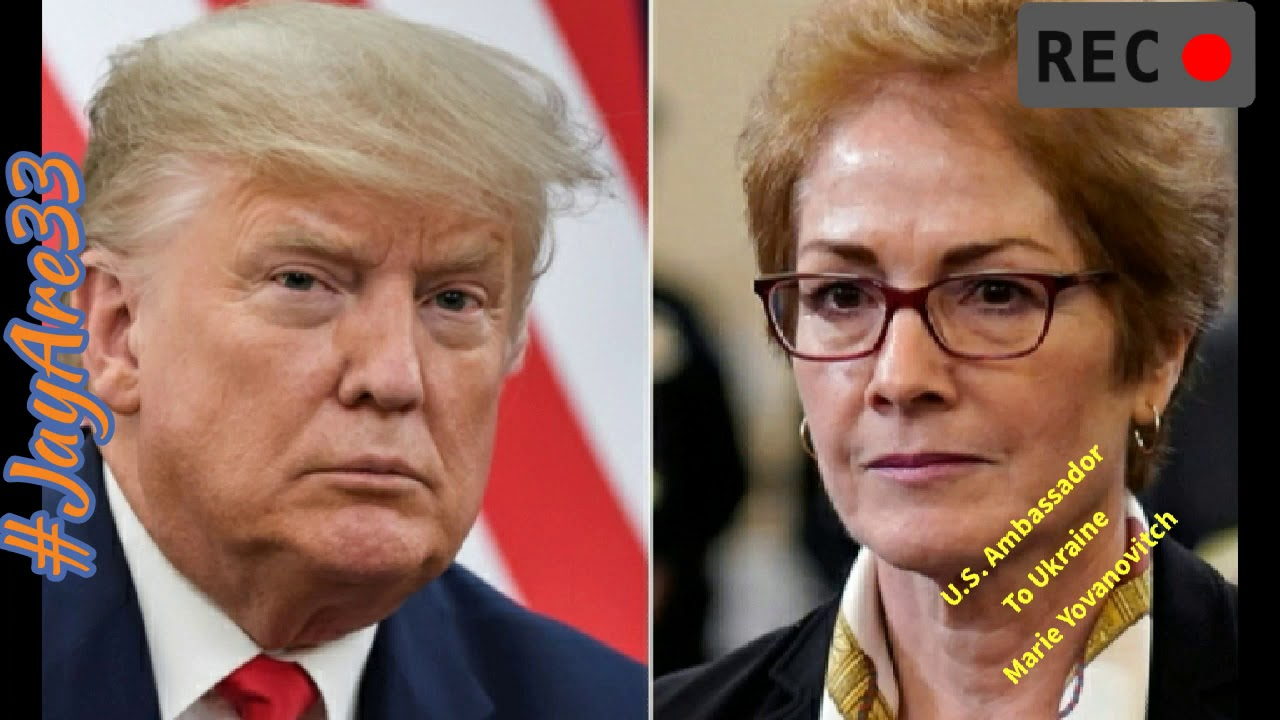 Take her out' — Trump reportedly caught on tape ordering the removal of Ukraine ambassador