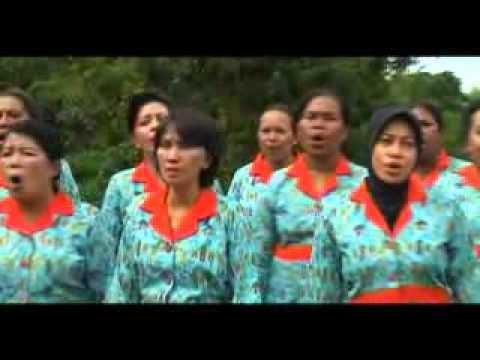 DWP Provinsi Papua Raupui Adidu