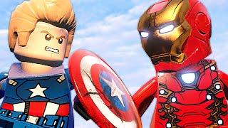 ПРОТИВОСТОЯНИЕ в LEGO Marvel's Avengers