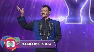 Goval Sukses Bikin Takjub Anak-anak...Kalau Deddy Corbuzier?? | Magicomic Show
