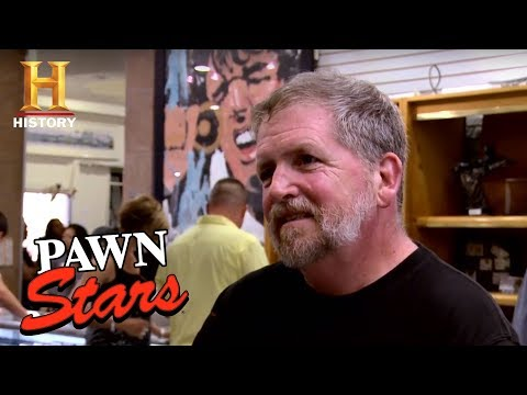 Pawn Stars: Bloody Sunday Bullet and Shell Casing Season 8  History
