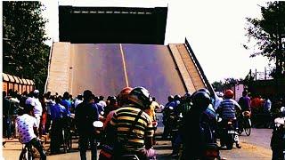 खिदिरपुर का ऐसा ब्रिज जो पूरे भारत ही नही पूरे एशिया में नही हैं (Nazrul Setu)