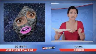 Les Informidables - émission du 27 aout 2020