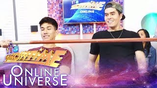 Showtime Online Universe: Showtime Online hosts take on Limbo …