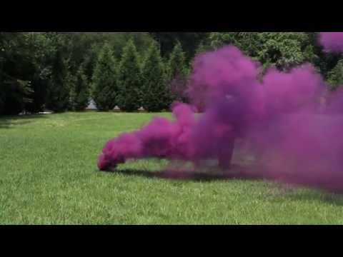 M-18 Smoke Grenade vs gas station smoke grenade