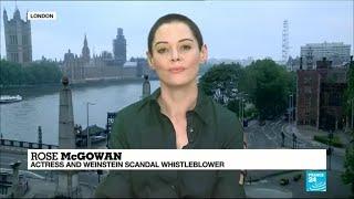 Baixar Weinstein Whistleblower Rose McGowan speaks to France 24