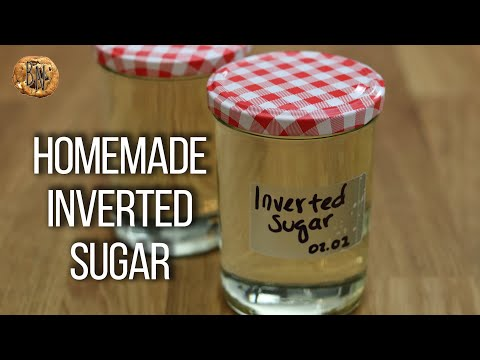 How to make inverted sugar