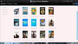 Games For Windows Live Marketplace Games (March,9,2011)