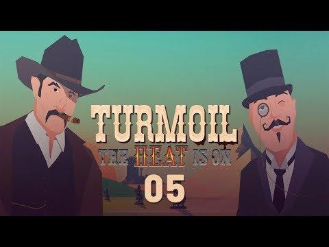 ЛАВА ПОДДАЛАСЬ НАМ! - #5 TURMOIL THE HEAT IS ON ПРОХОЖДЕНИЕ