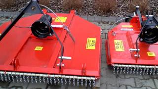 Kosiarki do mini traktorków - ciągników ogrodniczych. www.traktorki-japonskie.waw.pl