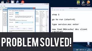 [Tutorial] Fix windows8.1 CPU - RAM and NETWORK usage -- Read Description