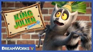 Kingly Impressions | KING JULIEN STAND UP