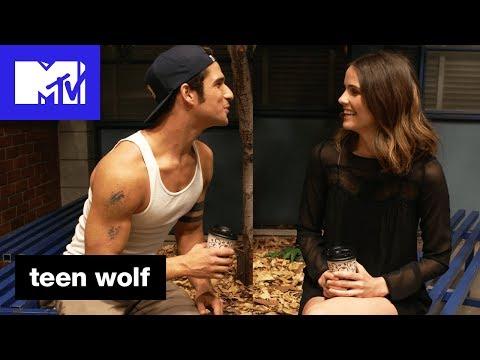 'Posenig: It Definitely Happened' BTS  Teen Wolf Season 6B  MTV