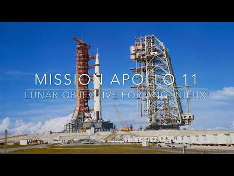 Apollo 11 mission : Destination Moon for Angénieux! - Thales